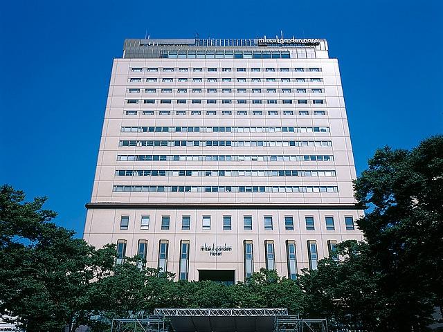 【千葉】三井ガーデンホテル千葉 外観