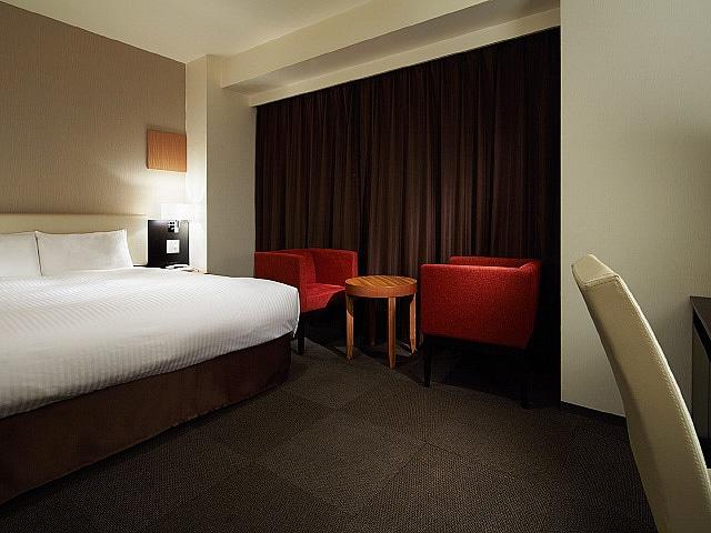 三井ガーデンホテル千葉 ダブルルーム
