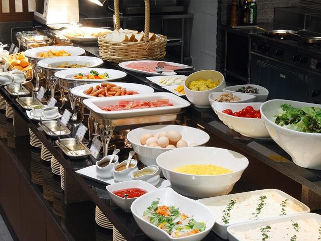博多エクセルホテル東急 朝食