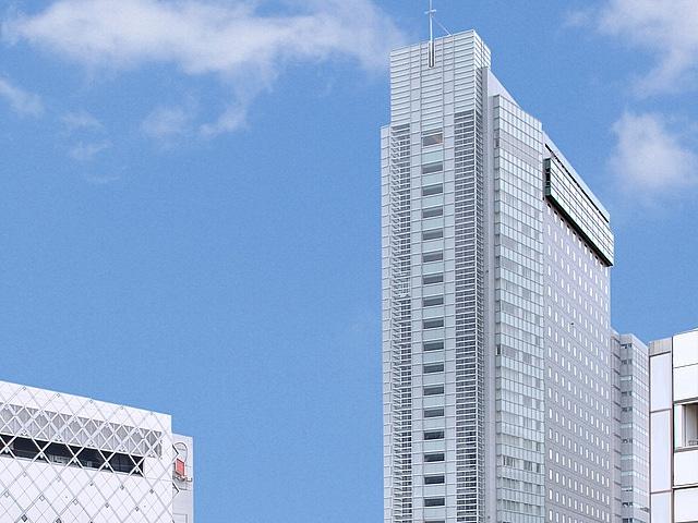 【渋谷】渋谷エクセルホテル東急 外観