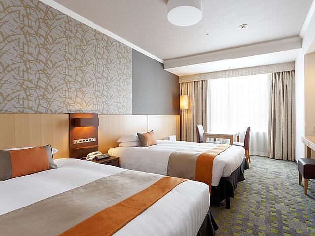 【渋谷】渋谷エクセルホテル東急 ツインルーム