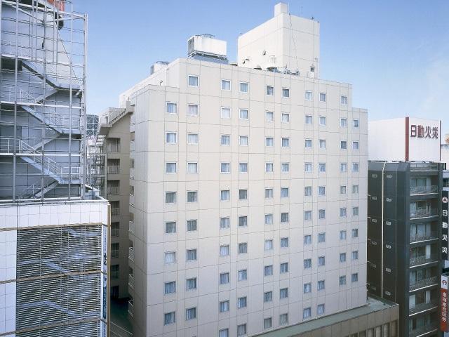 渋谷東急REIホテル 外観