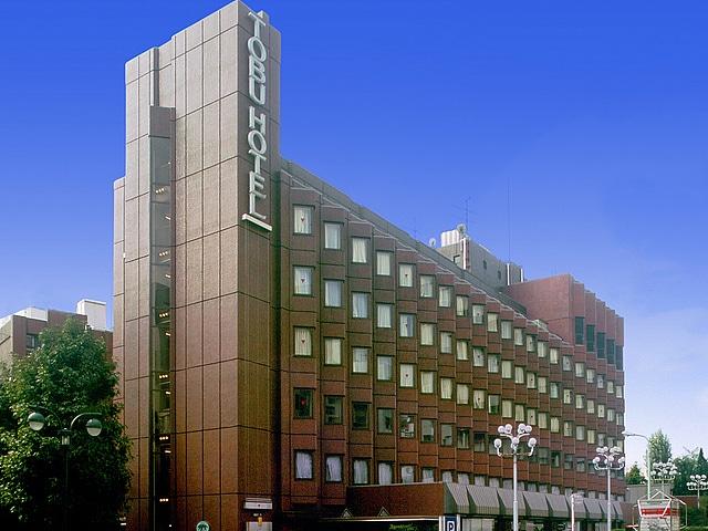 【渋谷】渋谷東武ホテル 外観