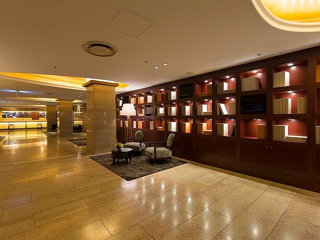 【渋谷】渋谷東武ホテル ロビー