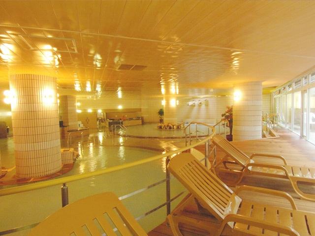 霧島温泉 霧島国際ホテル 大浴場「大浪」