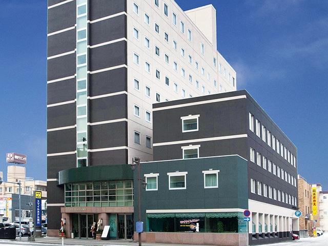スマイルホテル旭川 外観