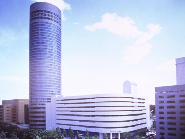 【新横浜】新横浜プリンスホテル 外観