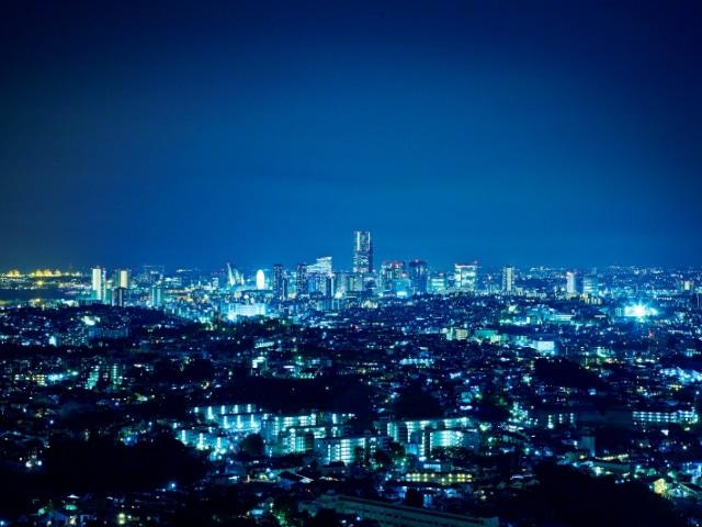 【新横浜】新横浜プリンスホテル 夜景