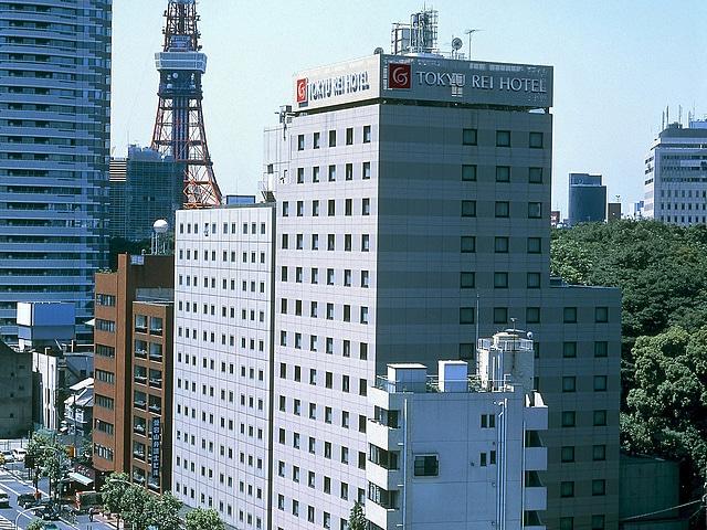 【新橋】新橋愛宕山東急REIホテル 外観