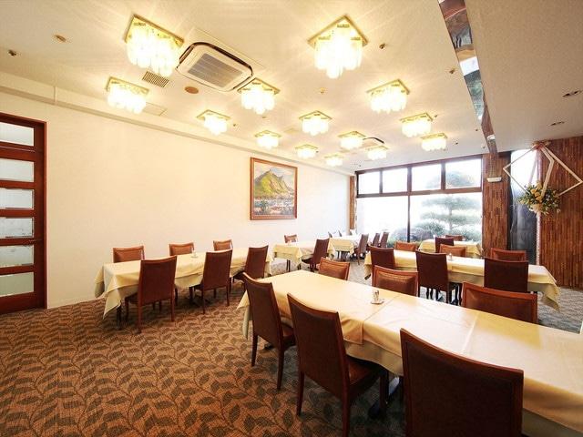 小豆島温泉 オーキドホテル レストラン