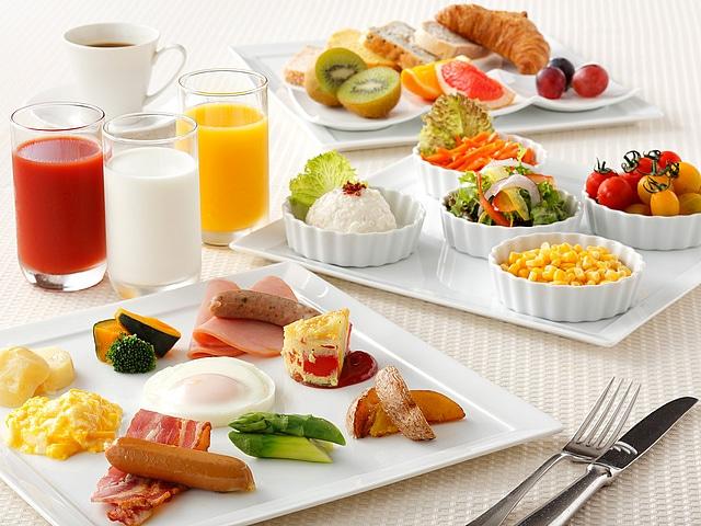 【赤坂】赤坂エクセルホテル東急 モーニングブッフェイメージ