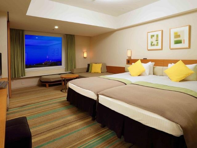 東京ベイ舞浜ホテル シンフォニールーム_グリーン