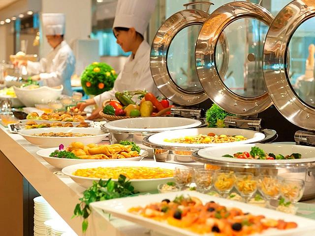 東武ホテルレバント東京 レストラン「スーパーダイニング ヴェルデュール」