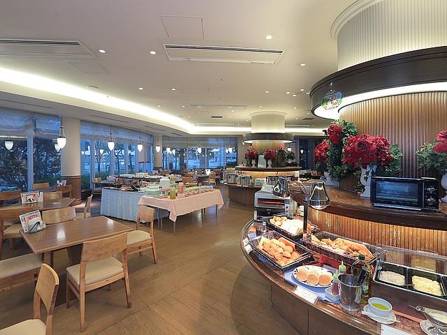 【有明】東京ベイ有明ワシントンホテル レストラン ジョージタウン