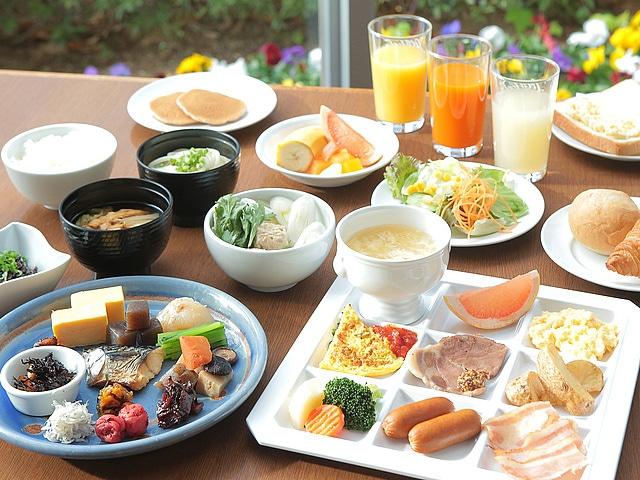 【有明】東京ベイ有明ワシントンホテル 朝食イメージ