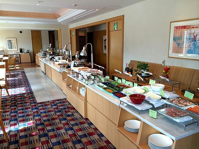 オーセントホテル小樽 レストラン カサブランカ