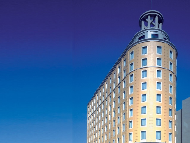 オーセントホテル小樽 外観