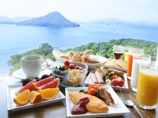 グランドプリンスホテル広島 朝食ブッフェイメージ
