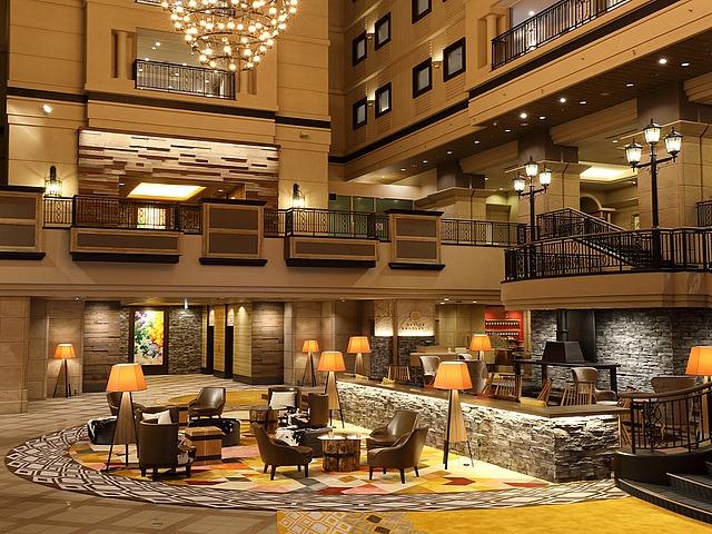 キロロトリビュートポートフォリオホテル北海道 ロビー