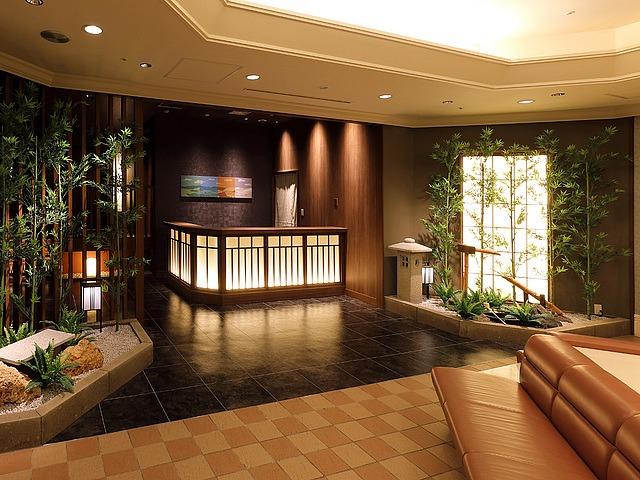 キロロトリビュートポートフォリオホテル北海道 キロロ温泉「遊湯館」エントランス(キロロタウン内)