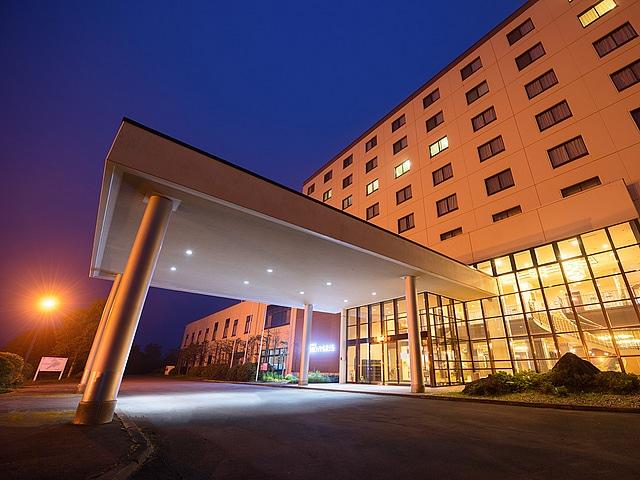 Royal Hotel みなみ北海道鹿部 外観