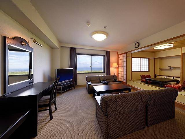 Royal Hotel みなみ北海道鹿部 クラシックスイートルーム(和洋タイプ)