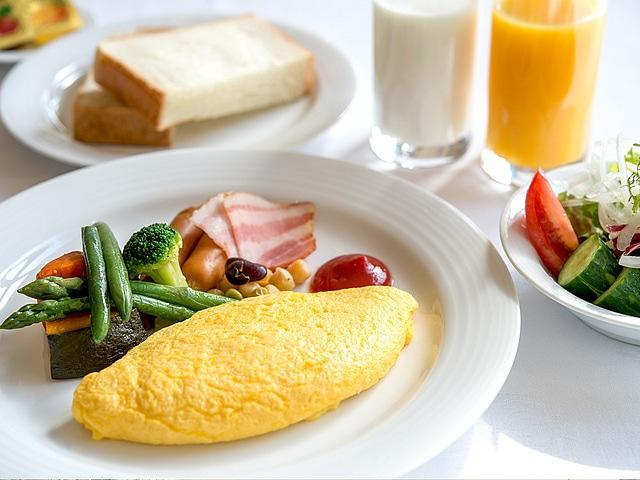 札幌パークホテル 朝食イメージ