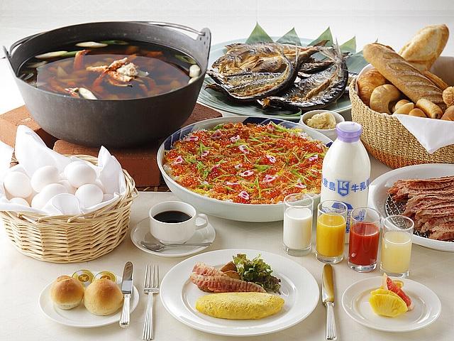 グランドパーク小樽 朝食イメージ