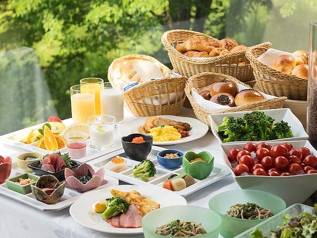 サホロリゾートホテル 朝食イメージ