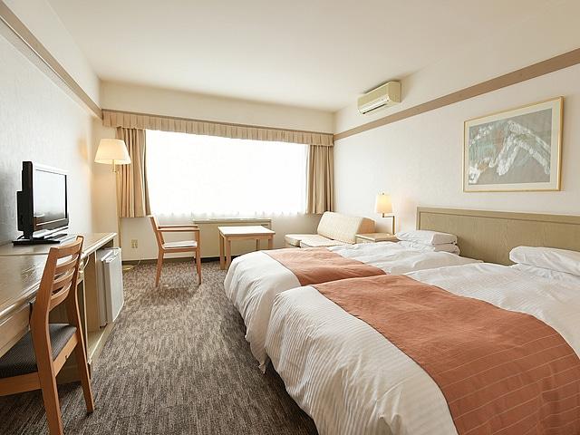 サホロリゾートホテル スタンダードツイン