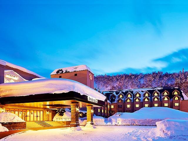 シェラトン北海道キロロリゾート 外観(冬)