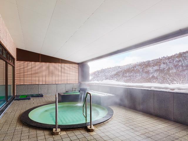 シェラトン北海道キロロリゾート 大浴場「ときわ湯」
