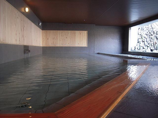 定山渓グランドホテル瑞苑 1階大浴場 祈りの湯
