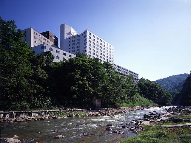 定山渓グランドホテル瑞苑 外観