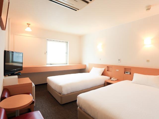 スマイルホテル函館 ツインルーム
