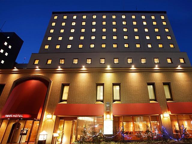 ネストホテル札幌駅前 外観