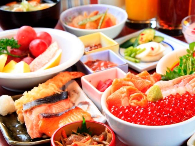 ネストホテル札幌駅前 【朝食】バイキング