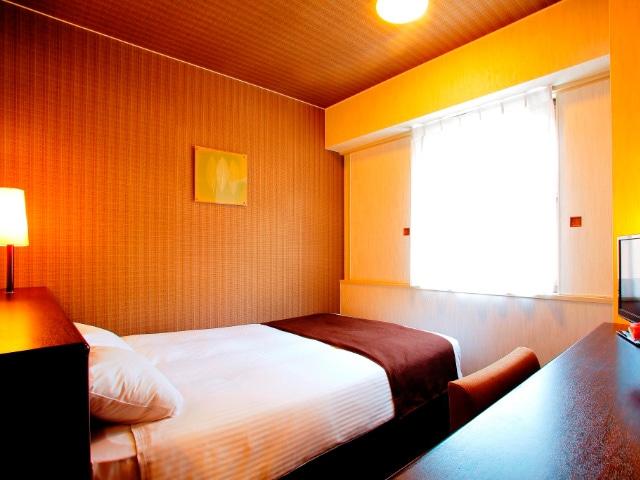 ネストホテル札幌駅前 シングルルーム