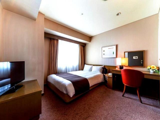 ネストホテル札幌大通 スタンダードシングルルーム