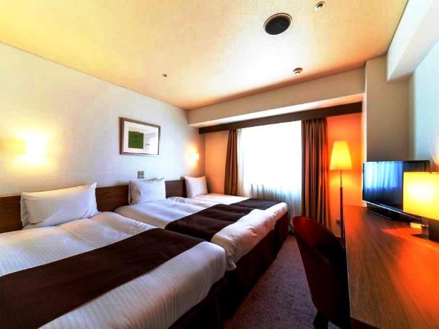 ネストホテル札幌大通 ハリウッドトリプルルーム