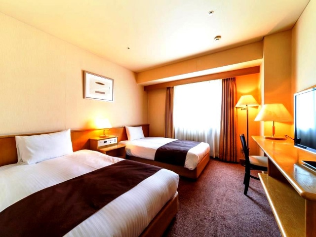 ネストホテル札幌大通 スタンダードツインルーム