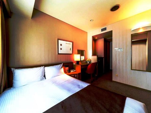 ネストホテル札幌大通 スタンダードダブルルーム