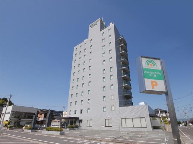セントラルホテル武雄温泉駅前 外観