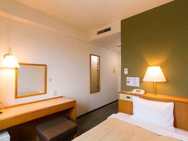 セントラルホテル武雄温泉駅前 シングルルーム 12㎡