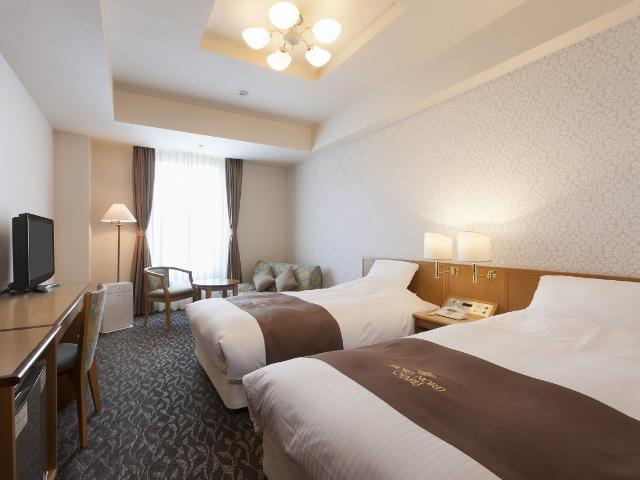 ホテルノルド小樽 スーペリアツインルーム