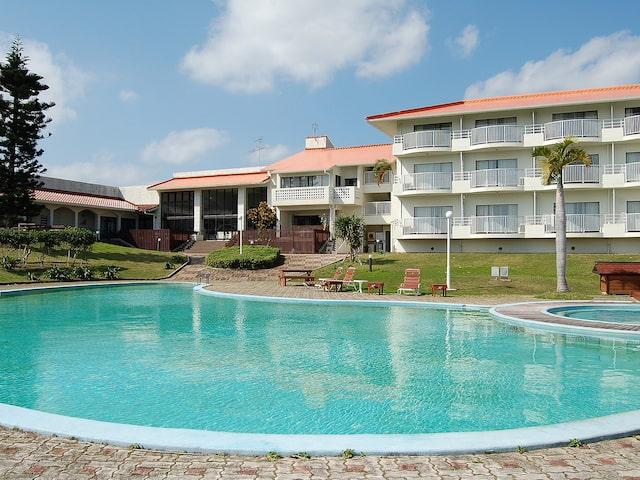 奄美大島ホテルリゾート コーラルパームスイメージ