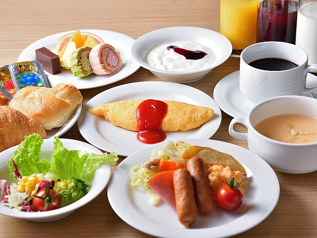 キャナルシティ・福岡ワシントンホテル 朝食イメージ