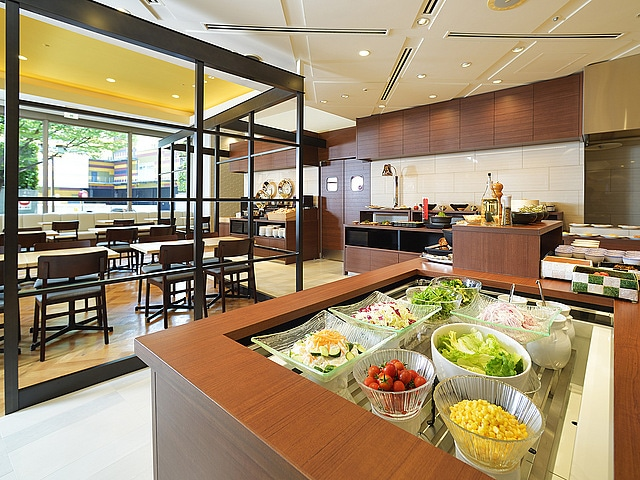キャナルシティ・福岡ワシントンホテル レストラン