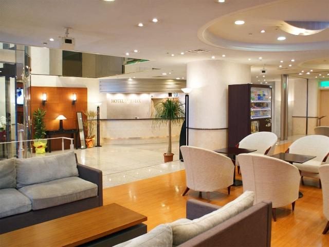 ホテルリブマックス札幌 ロビー一例