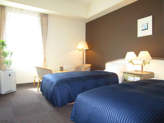 ホテルリブマックス札幌 客室一例